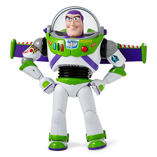 disney collection buzz lightyear talking action figure jcpenney