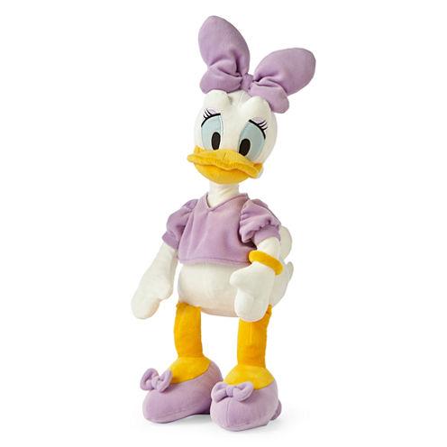 "Disney Collection Daisy Duck Medium 18"" Plush"
