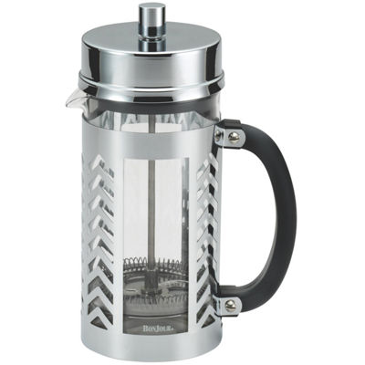 BonJour® Chevron 8-Cup French Press