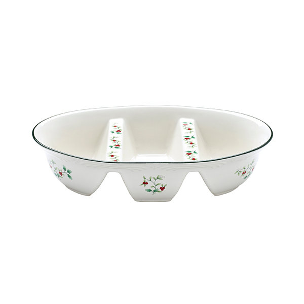 Pfaltzgraff Winterberry Serving Bowl