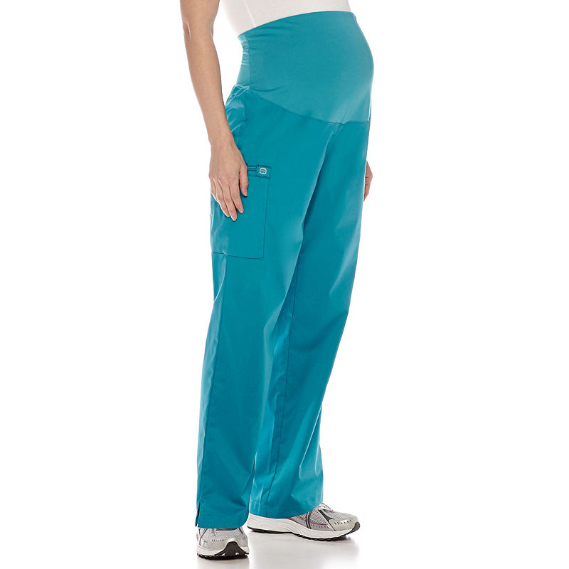 WonderWink Maternity Pants - Plus plus size,  plus size fashion plus size appare