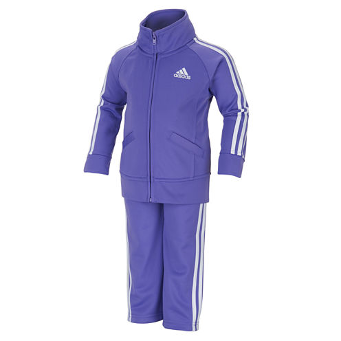 adidas 2-pc. Pant Set Baby Girls