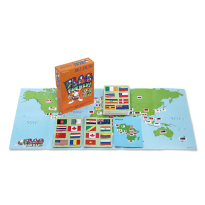 Geotoys - Flag Frenzy World
