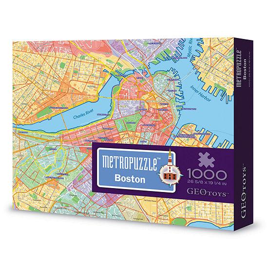 Metropuzzle Boston