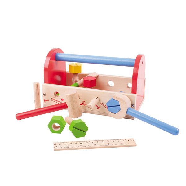 Tool Box 18-pc. Toy Tools