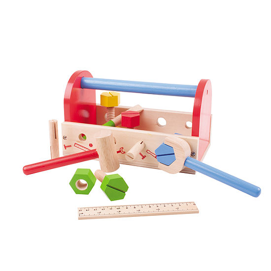Tool Box 18-pc. Toy Tools