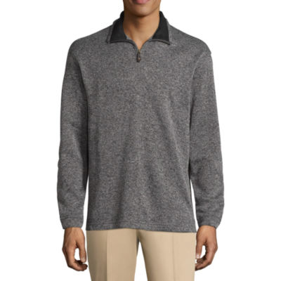 Haggar Quarter-Zip Pullover