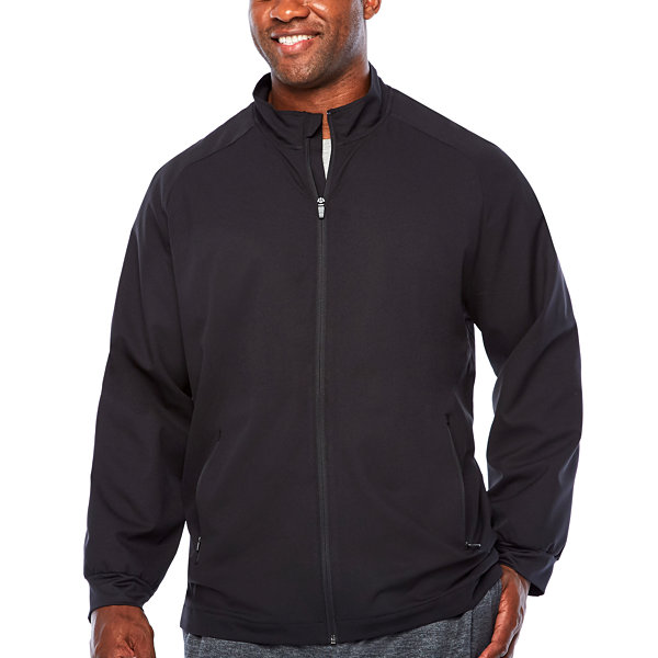 Msx By Michael Strahan Long Sleeve Sweatshirt Big and Tall