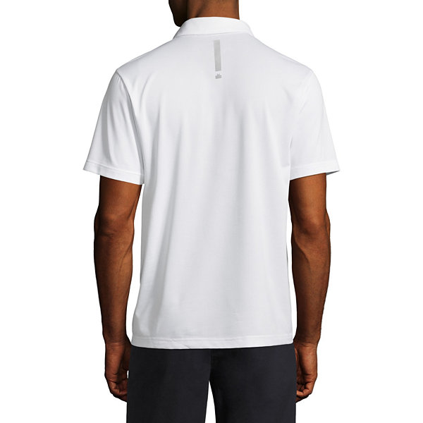 Msx By Michael Strahan Performance Short Sleeve Polo