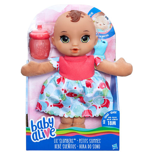 Hasbro Lil' Slumbers Baby Alive Doll
