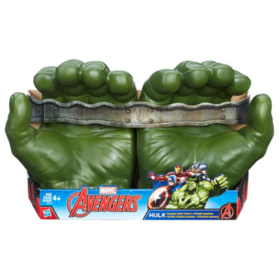 Hulk Gamma Grip Fists