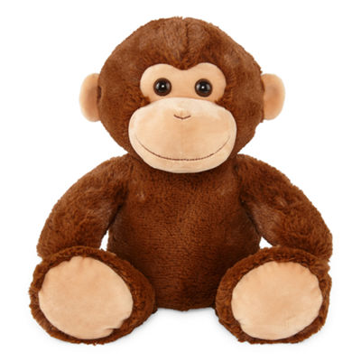 Okie Dokie Monkey Stuffed Animal Jcpenney