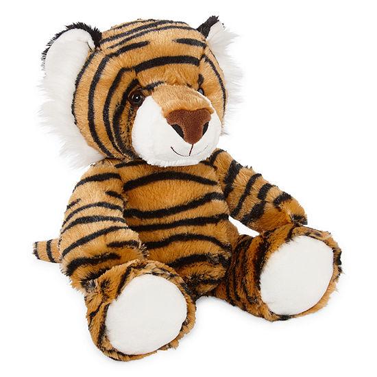 Okie Dokie Tiger Stuffed Animal
