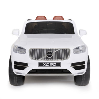 Volvo XC90 Battery Powered Ride‑On Toy ‑ White