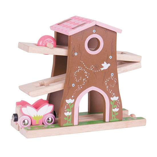 Pixie Dust Tree House Wooden Train Accessory Train