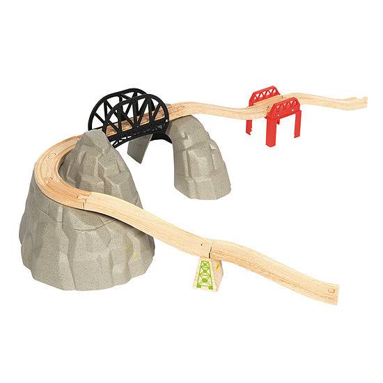 Wooden Rocky Mountain Expansion Pack Train