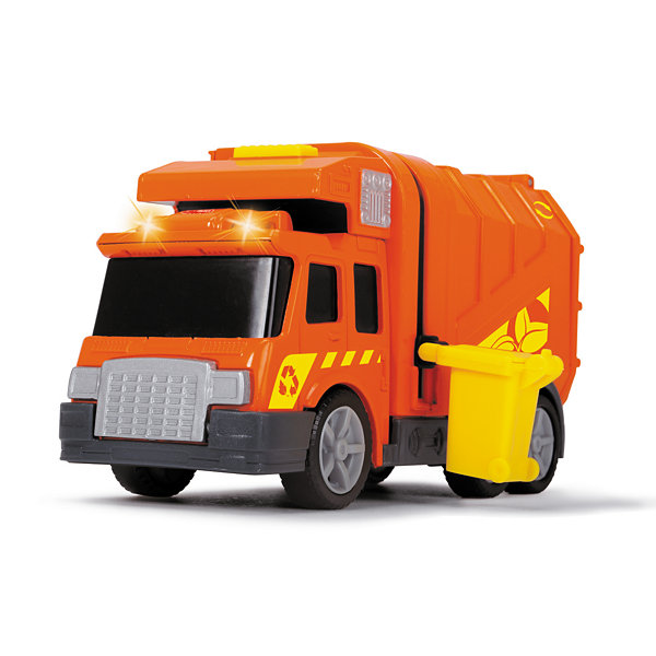 Mini Action City Cleaner Vehicle Truck