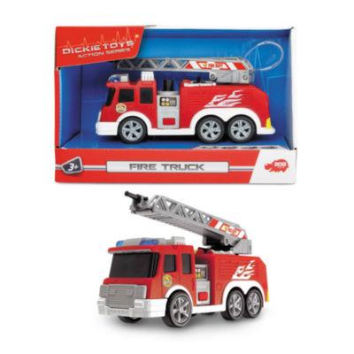 Mini Action Fire Truck Vehicle Truck