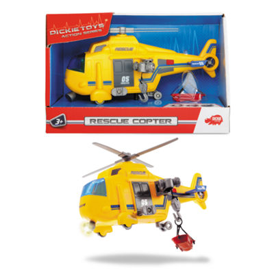 Mini Action Helicopter Truck
