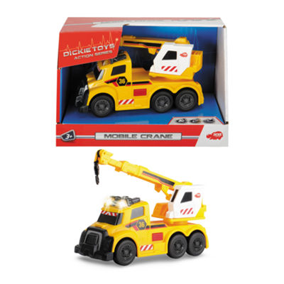 Mini Action Mobile Crane Vehicle Truck