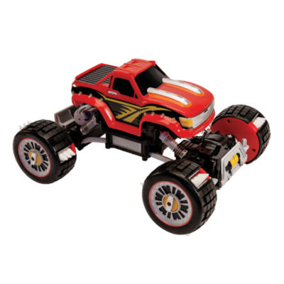 Kid Galaxy - 2.4 Ghz Remote Control Claw Climber Monster Truck Truck
