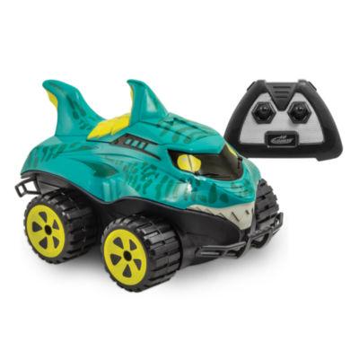 Kid Galaxy - 2.4 Ghz Mega Morphibian Shark Remote Control Vehicle Truck