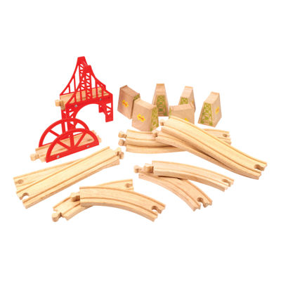 Bigjigs Toys - Bridge Expansion Set