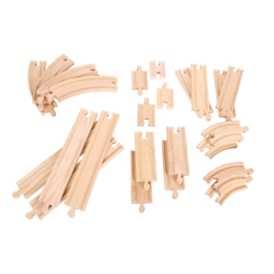 Bigjigs Toys - Curves and Straights Expansion Pack