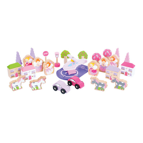 Bigjigs Toys - Fairy Accessory Expansion Pack