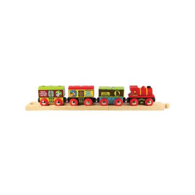 Bigjigs Toys - Farm Train
