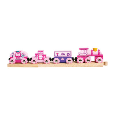 Bigjigs Toys - Princess Train