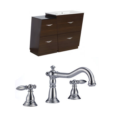 American Imaginations Vee Vanity Set