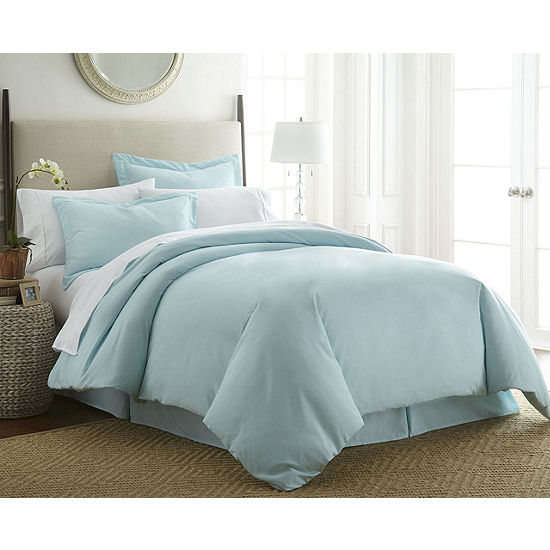 Ienjoy Home Casual Comfort™ Premium Ultra Soft Duvet Cover Set