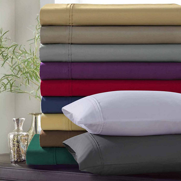 Tribeca Living Super Soft Solid Microfiber Sheet Set
