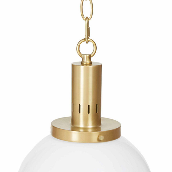 Madison Park Signature Abacus Pendant Light