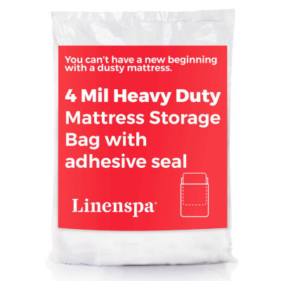 Linenspa Heavyweight 4 Mil Mattress Bag
