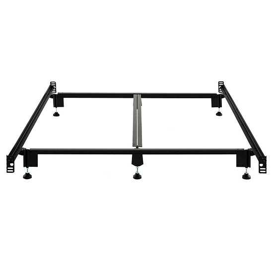 hot sale online 23a1f d0c04 Malouf Structures Steelock Super Duty Metal Bed Frame