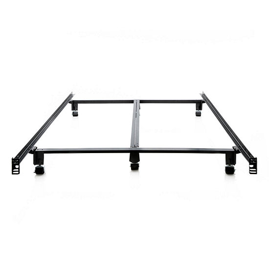 Malouf Steelock Super Duty Steel Metal Bed Frame