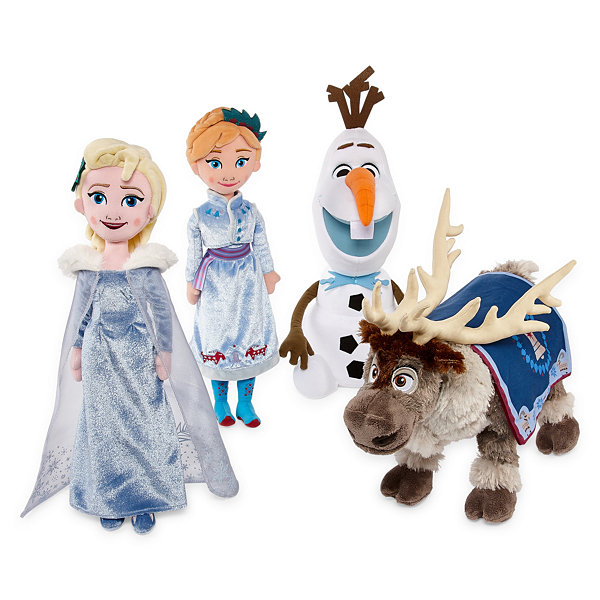 Disney Collection Frozen Elsa Medium Plush Doll