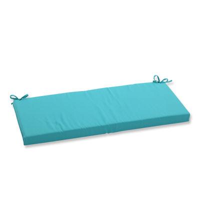"Pillow Perfect 40"" Outdoor Splash Bench Cushion"
