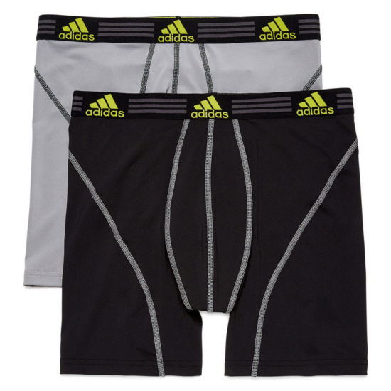 adidas® 2-pk. Sport Performance climalite® Boxer Briefs