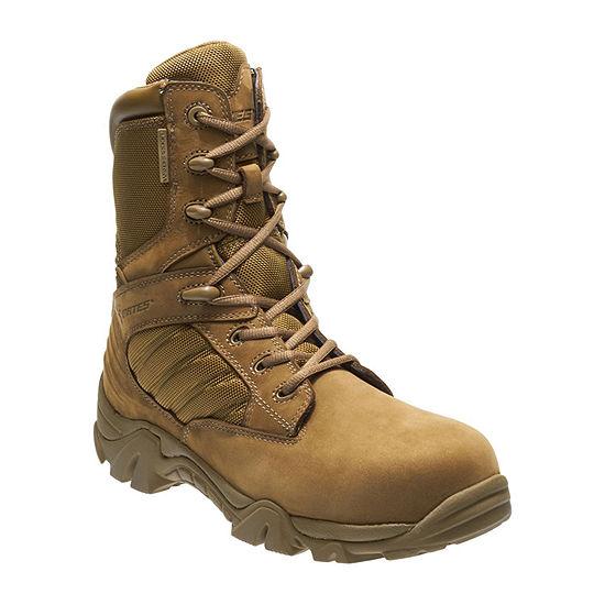 Bates Mens Gx8 Comp Toe Waterproof Slip Resistant Work Boots