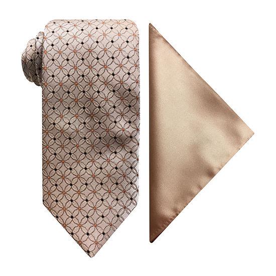 Steve Harvey Grid Tie Set