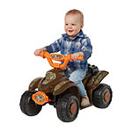 Kid Trax Mossy Oak 6 Volt Toddler Electric Ride-On Quad