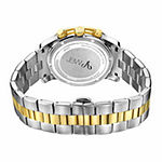 JBW Mens Two Tone Bracelet Watch-J6337a