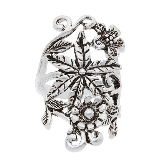 Sparkle Allure Pure Silver Over Brass