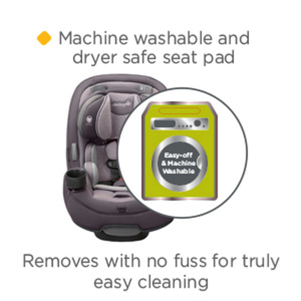 Safety 1st Grow and Go Convertible Car Seat