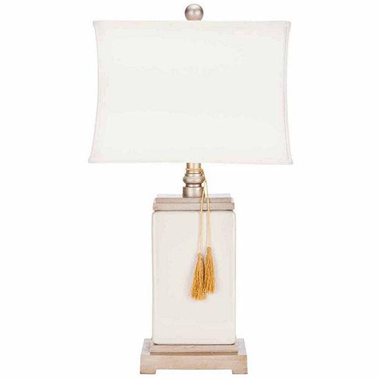 Safavieh Liana Tassel Lamp