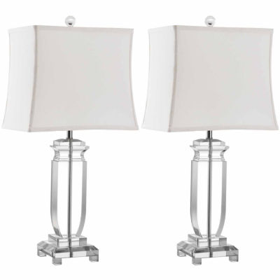 Safavieh Alpheus Lamp- Set of 2