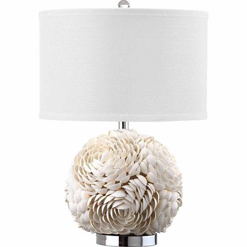 Safavieh Seashell Table Lamp